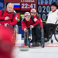 Russia secure fifth consecutive win at World Wheelchair Curling Championships