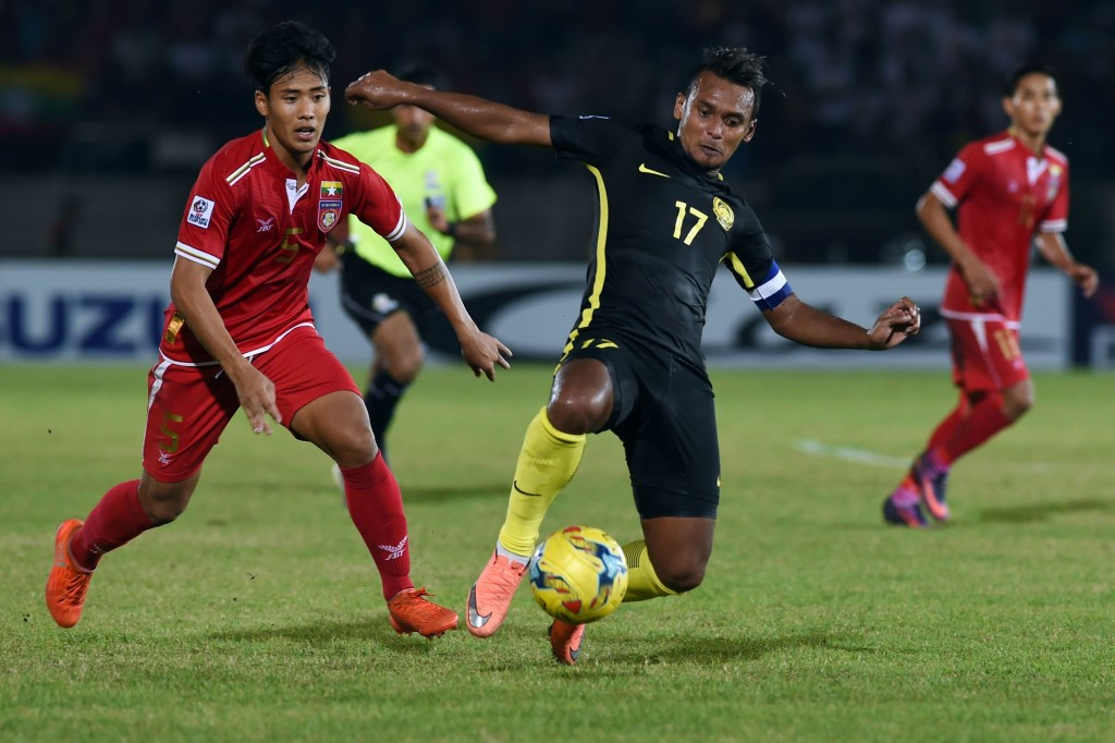 Malaysia's football team has been barred from travelling to North Korea for an Asian Cup qualifier ©Getty Images