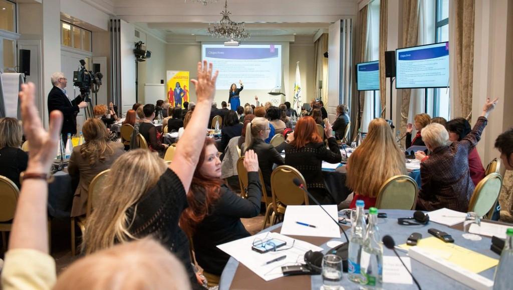 Second IF Women in Leadership Forum begins in Lausanne