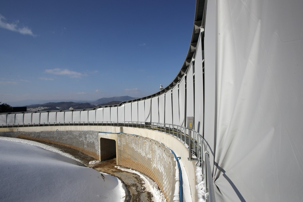 Thomas Bach reiterated how he asked Pyeongchang 2018 to use an existing bobsleigh track outside South Korea rather than develop a new one in Alpensia ©Getty Images