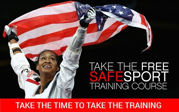 USA Taekwondo has urged members to take an online training course ©USA Taekwondo
