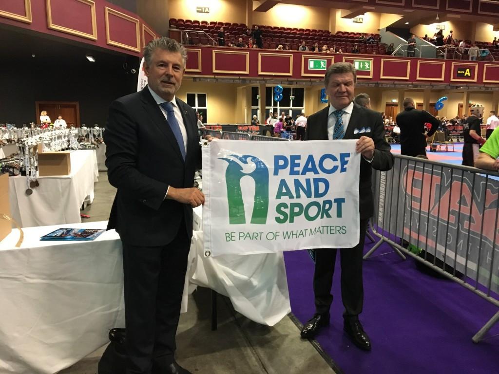 Profits from WAKO Irish Open International donated to charity