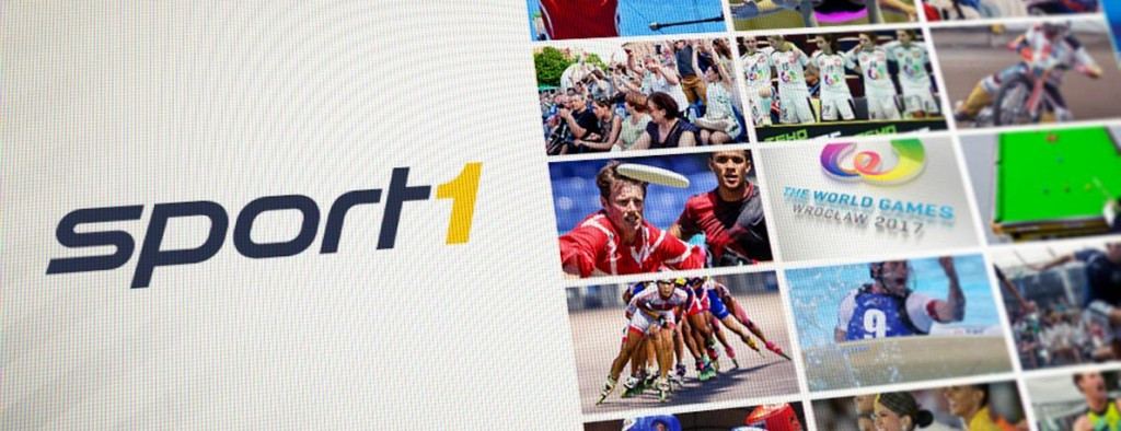 Sport1 sign media rights deal for World Games