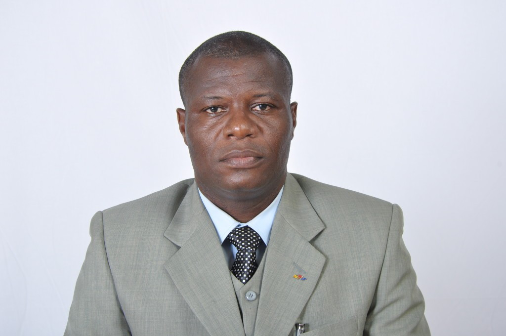 Ghana Taekwondo Federation President Frederick Lartey Otu has been promoted to the rank of first class international referee ©GTF
