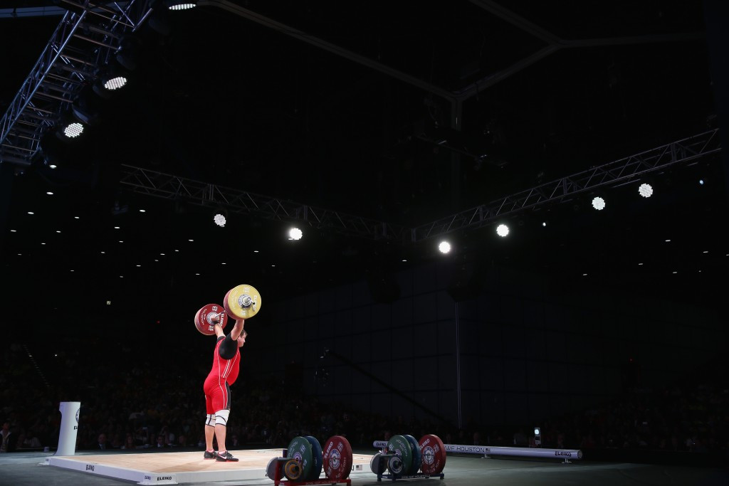 This year's IWF World Weightlifting Championships are due to take place in Anaheim ©Getty Images