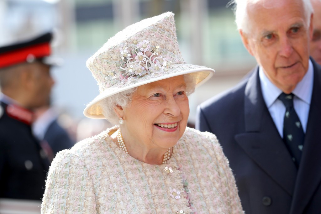 Queen Elizabeth II will lead the Commonwealth Day festivities ©Getty Images