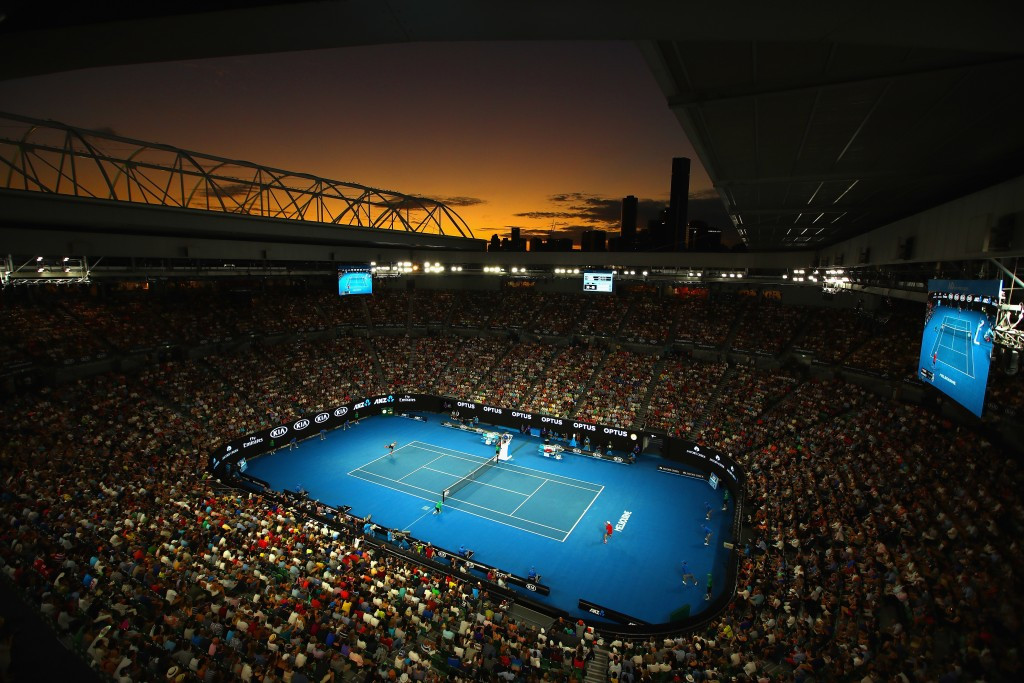 Steve Healy described this year's Australian Open as the most successful in history ©Getty Images