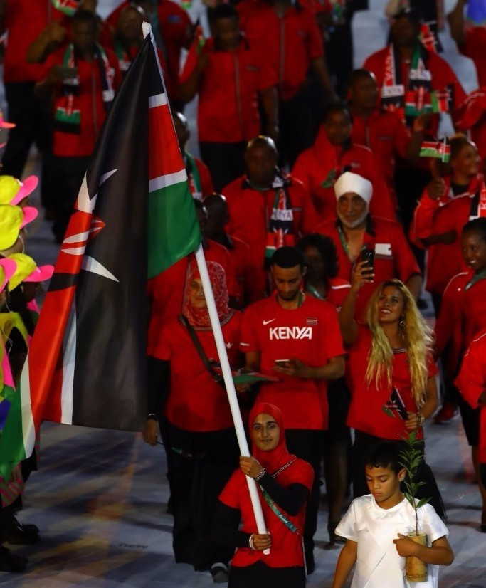 Kenya is facing the prospect of IOC sanctions ©Getty Images