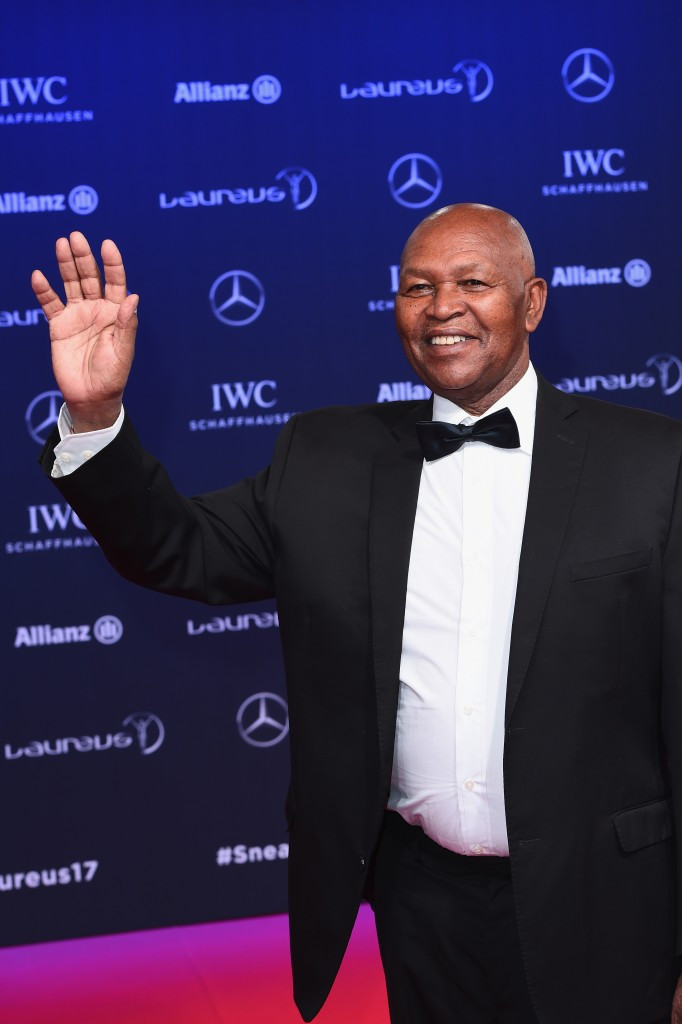 Kipchoge Keino is the current President of the NOCK ©Getty Images