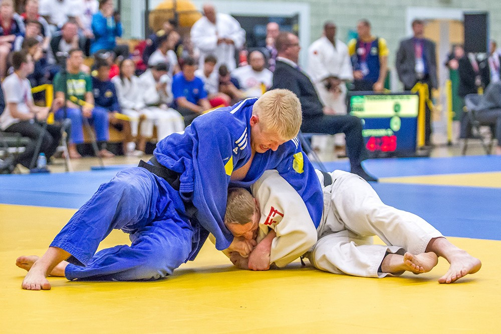 The 2017 IBSA European Judo Championships will be held in English town Walsall ©Mike Varey/elitepix