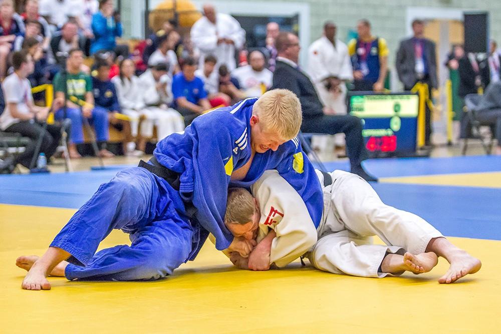 English town Walsall to host 2017 IBSA European Judo Championships
