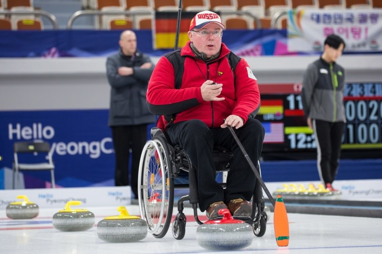 Holders Russia maintain unbeaten record at World Wheelchair Curling Championships