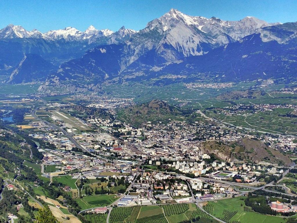 Sion was nominated as Switzerland's candidate for the 2026 Winter Olympic and Paralympic Games earlier this month ©Wikipedia