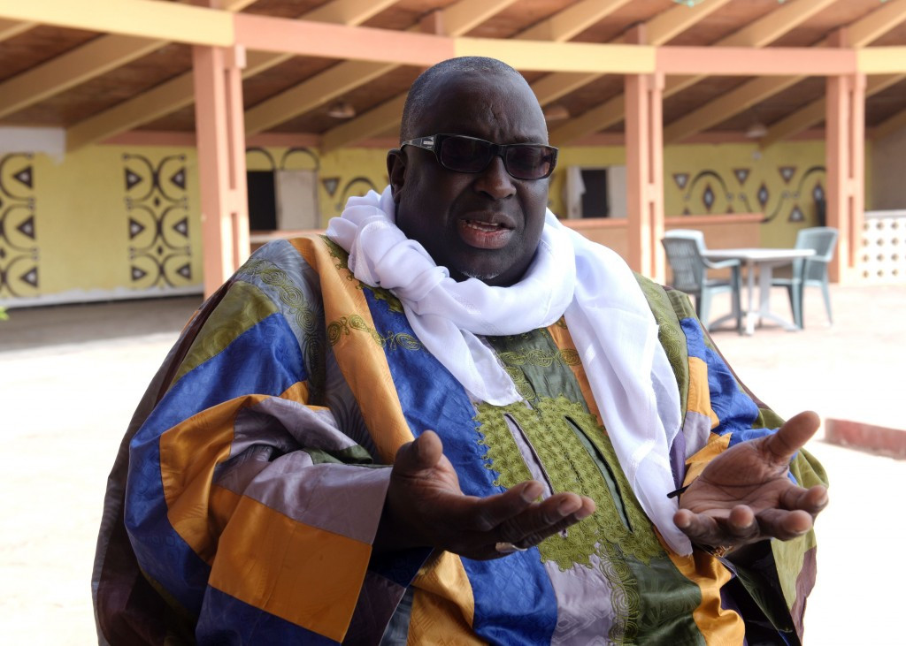 """Papa Diack accuses French police of taking his father """"hostage"""""""