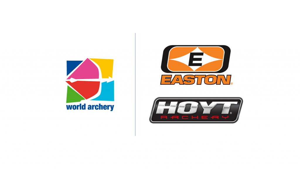 World Archery has announced the signing of a five-year partnership with bow manufacturer Hoyt Archery and arrow manufacturer Easton Archery ©World Archery