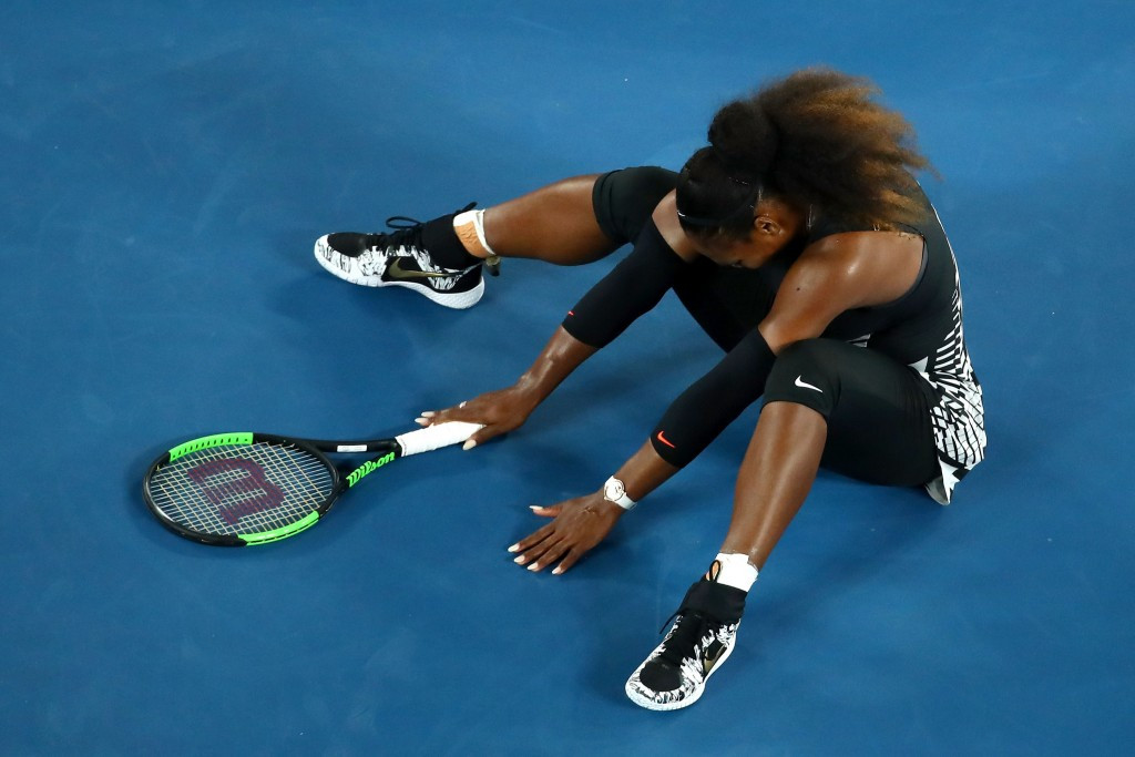 Serena Williams has withdrawn from the Indian Wells Masters in California ©Getty Images