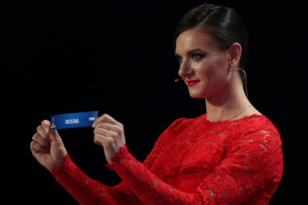 In December, Yelena Isinbayeva became head of the RUSADA ©Getty Images
