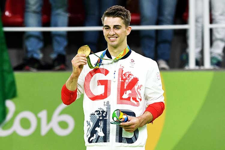 Double Olympic gold medallist Max Whitlock has announced he is taking a six-month break from gymnastics as he bids to be ready for October's World Championships ©British Gymnastics