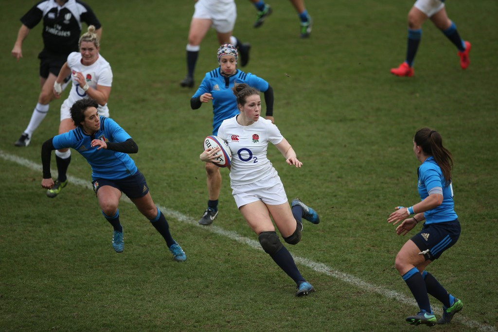 World Rugby reaffirms commitment to growing female game on International Women's Day