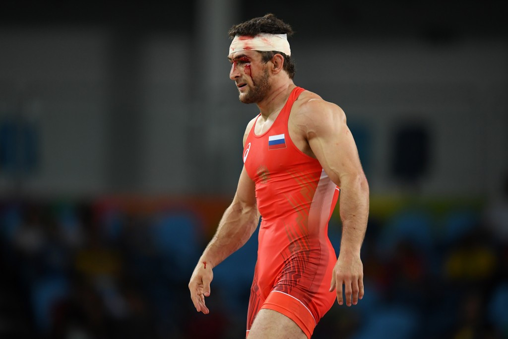 Geduev climbs to top of 74kg division UWW freestyle world rankings