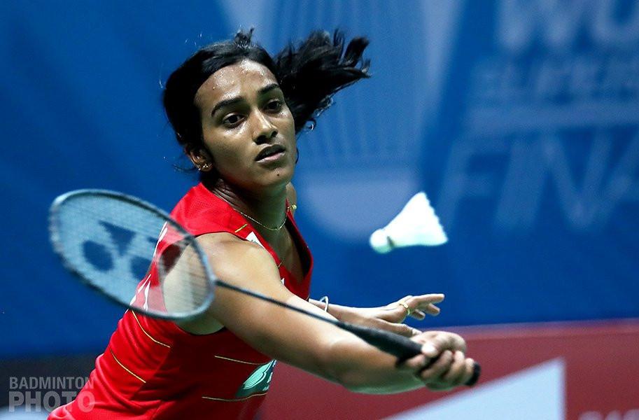 Indian badminton player Sindhu quits national Tokyo 2020 camp for London