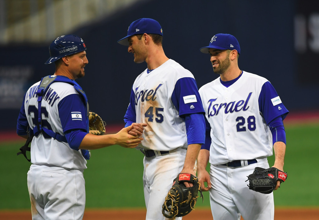 Israel continue sublime World Baseball Classic debut with third win