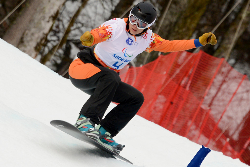 Para-snowboard World Cup final and Pyeongchang 2018 test event set to begin