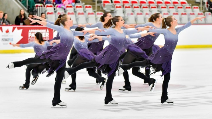 Canada will be hoping to use home advantage during the two-day event ©Skate Canada