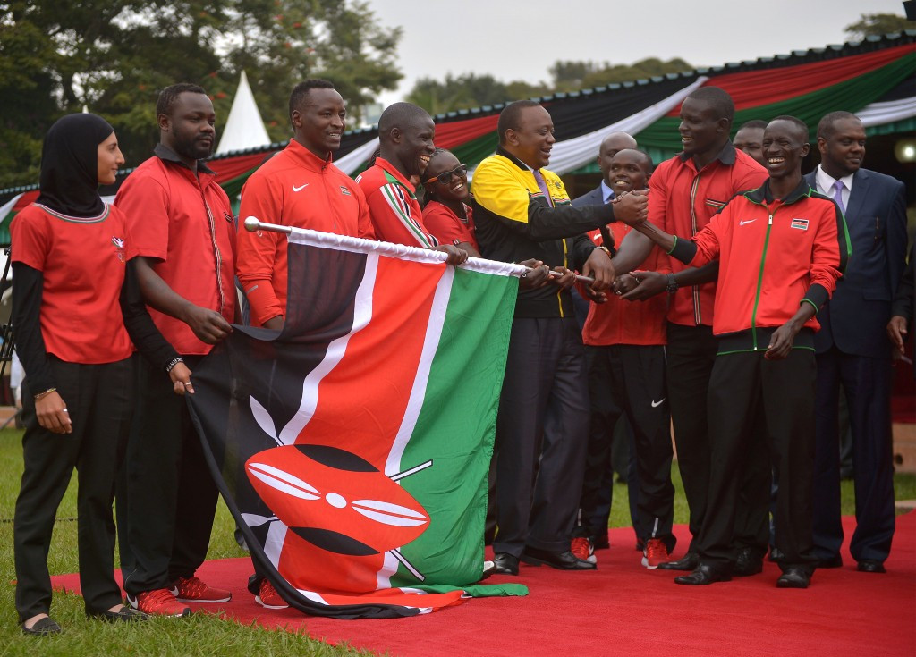 Kenya could be suspended by the International Olympic Committee as early as next week ©Getty Images