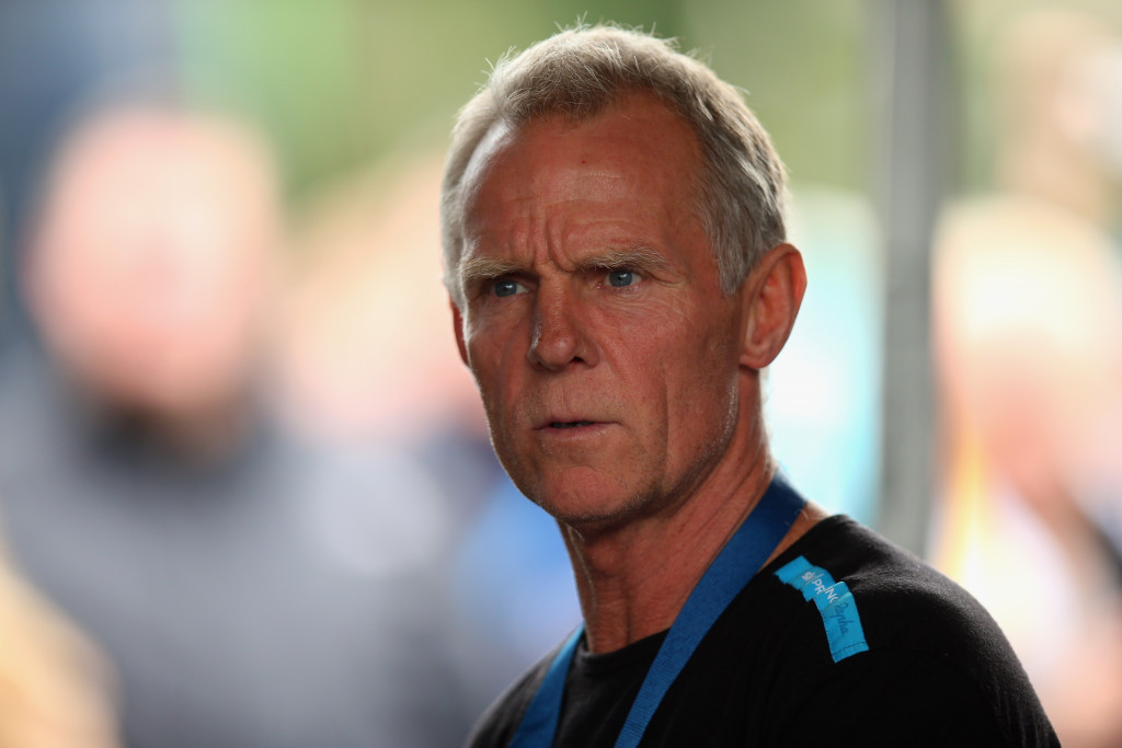 British Cycling upheld an allegation that former technical director Shane Sutton used inappropriate and discriminatory language towards Jess Varnish, leading to him resigning in April 2016 ©Getty Images