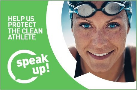 "An initiative entitled ""Speak Up!"", which aims to provide a platform for athletes to report alleged anti-doping rule violations, has been launched ©WADA"