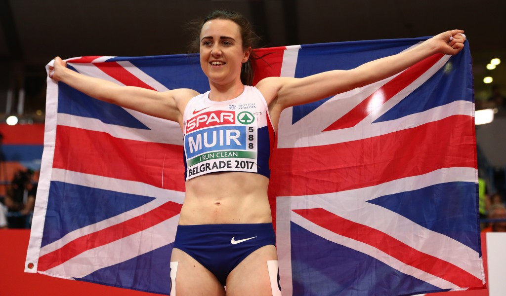 Muir in demand as ticket sales re-open for World Athletics Championships