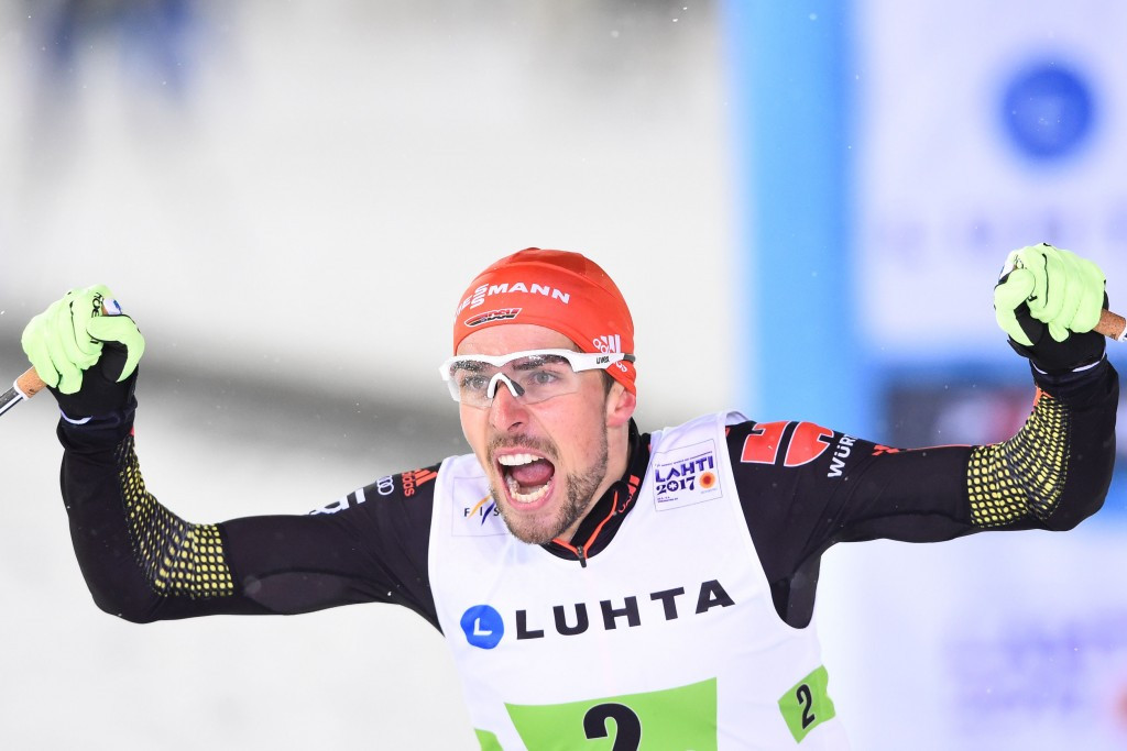 Rydzek and Frenzel to renew battle for Nordic Combined World Cup title