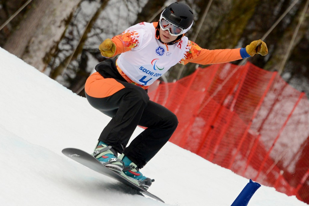 Badenhorst bags Para-snowboard World Cup crown despite Mentel-Spee gold