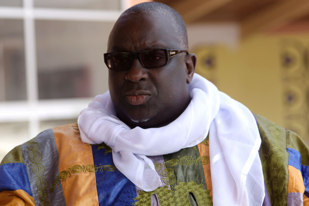 Papa Massata Diack is again at the centre of the allegations ©Getty Images