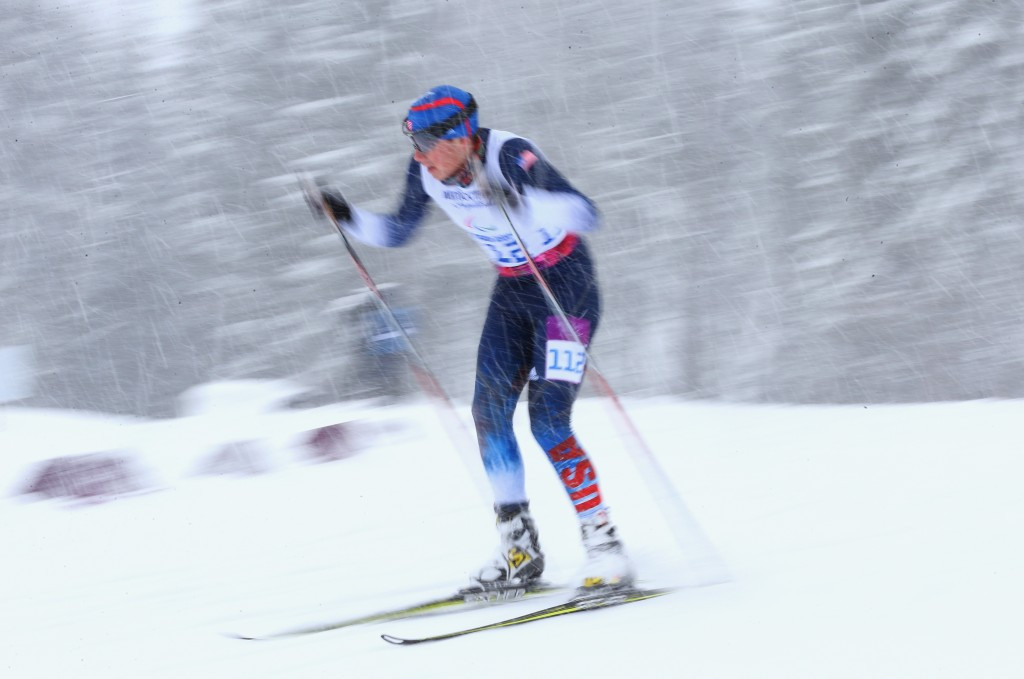 Two golds for United States at Para Nordic Skiing World Cup in Pyeongchang