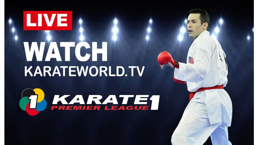 World Karate Federation launch online subscription viewing platform
