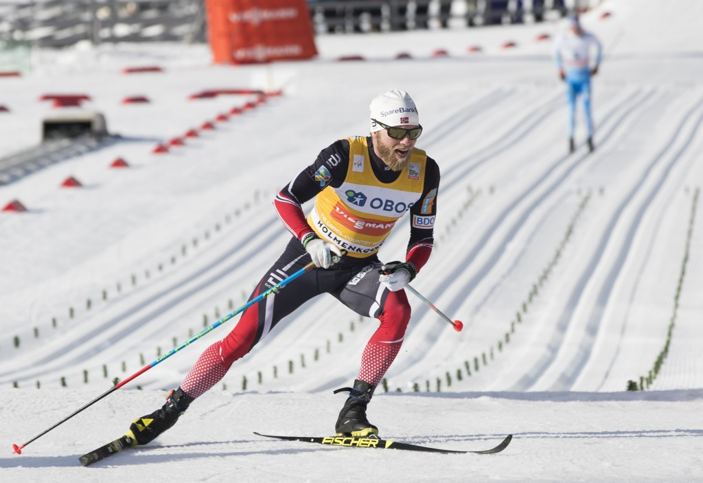 Sundby crowned as overall FIS Cross-Country World Cup champion in Oslo