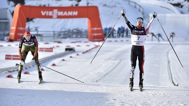 Watabe defeats dominant German trio at FIS Nordic Combined World Cup