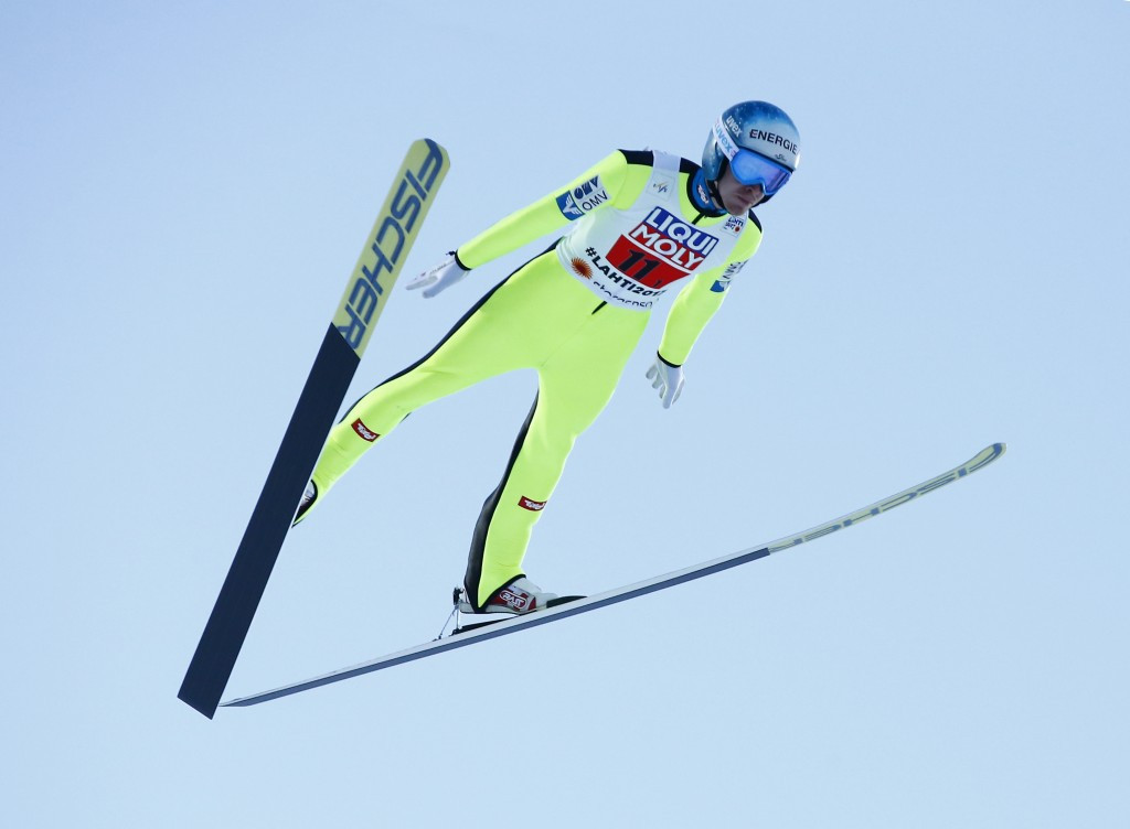 Austria win ski jumping team competition at FIS World Cup in Oslo