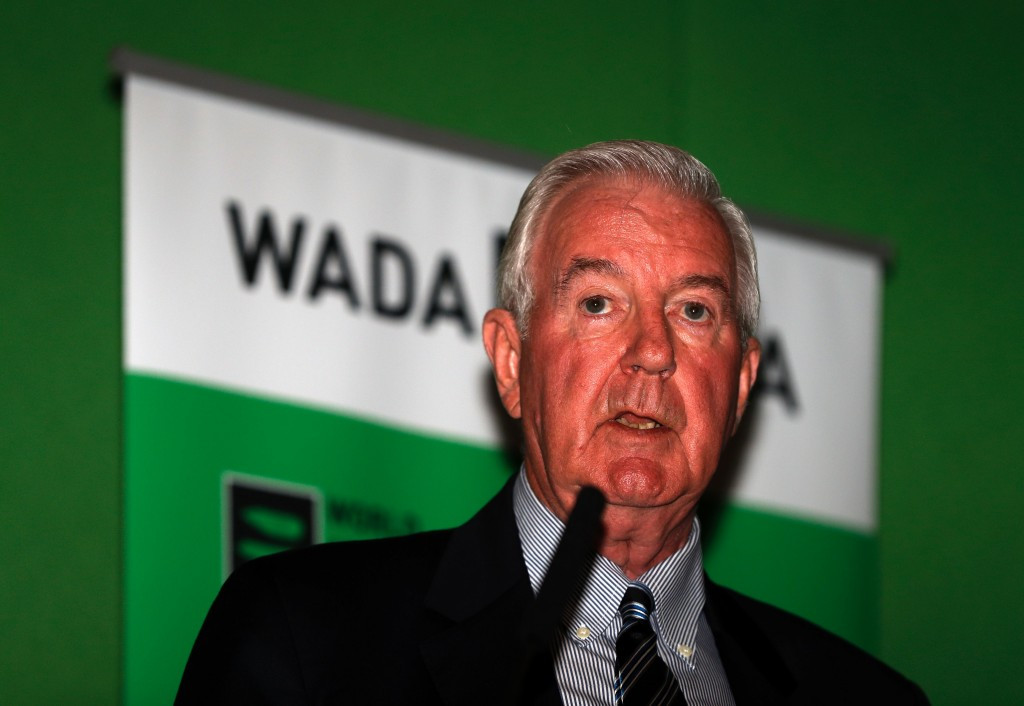 WADA President Sir Craig Reedie is an existing International Olympic Committee member ©Getty Images