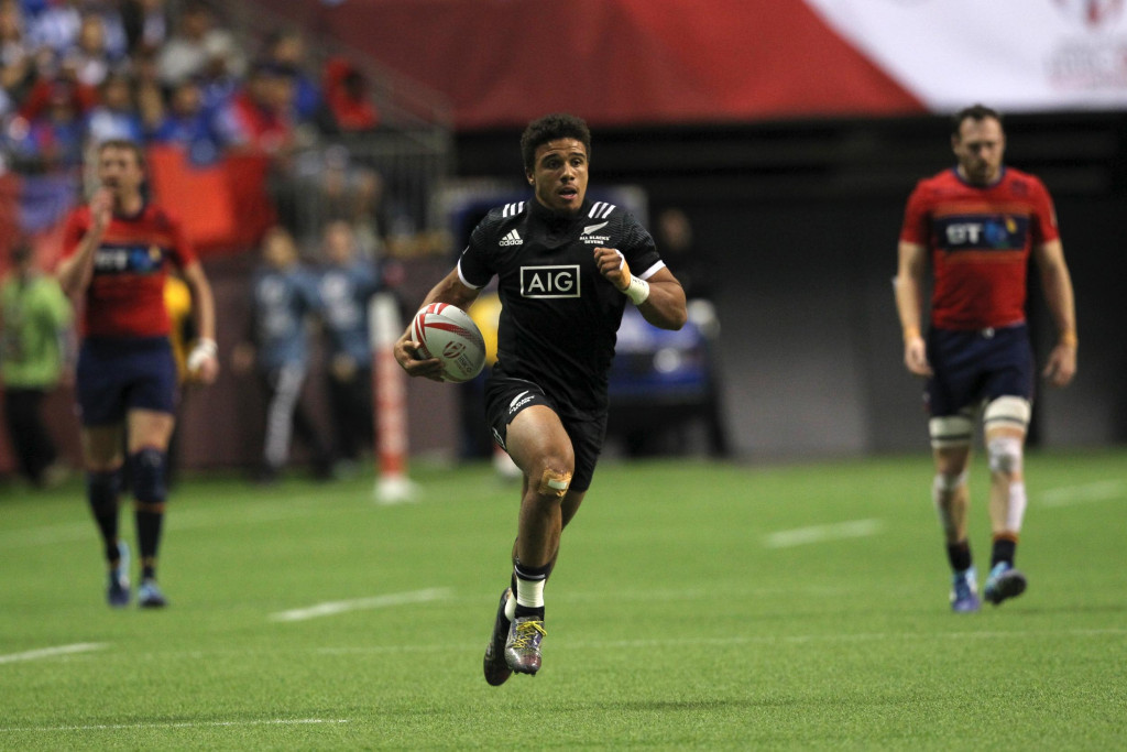 New Zealand and United States record three group victories at Vancouver Sevens