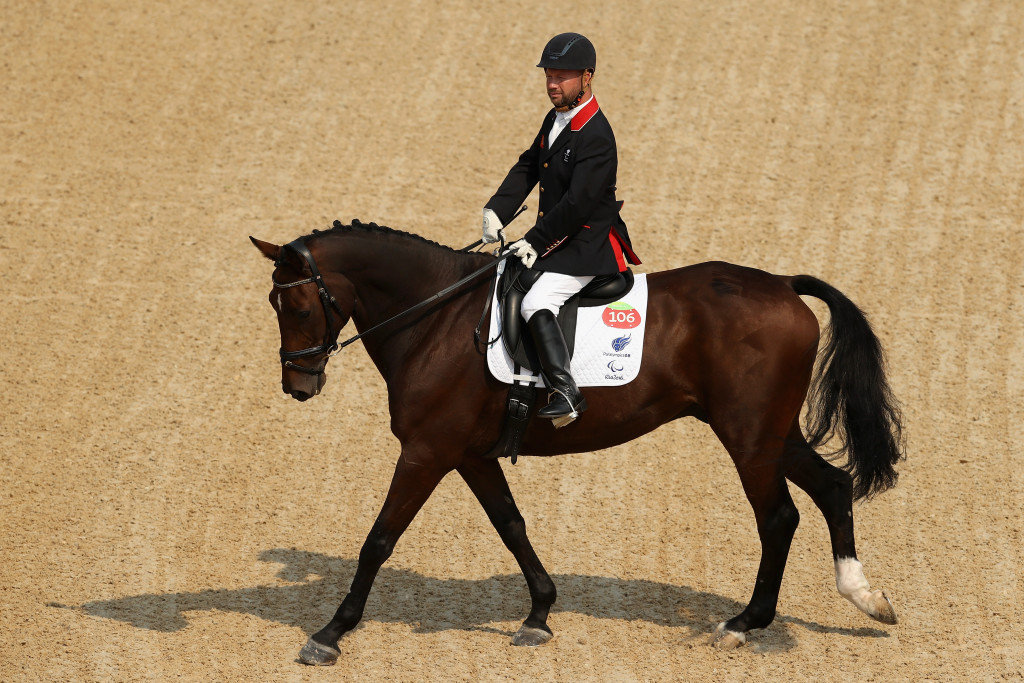 Britain remain the dominant force in Para-dressage ©Getty Images