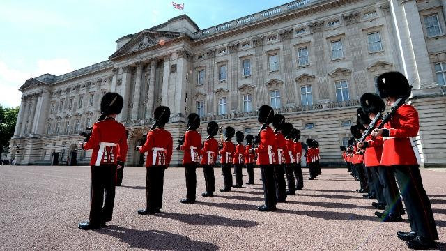 Queen's Baton Relay for Gold Coast 2018 set to start at Buckingham Palace