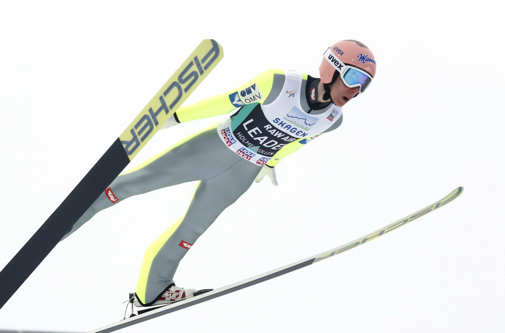 Kraft goes top of FIS Ski Jumping World Cup standings after Oslo win