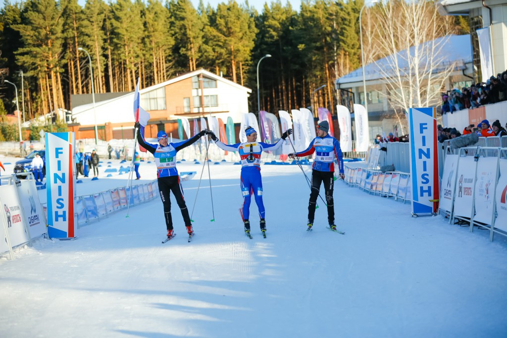 Hosts Russia end IOF World Ski Orienteering Championships with double relay gold