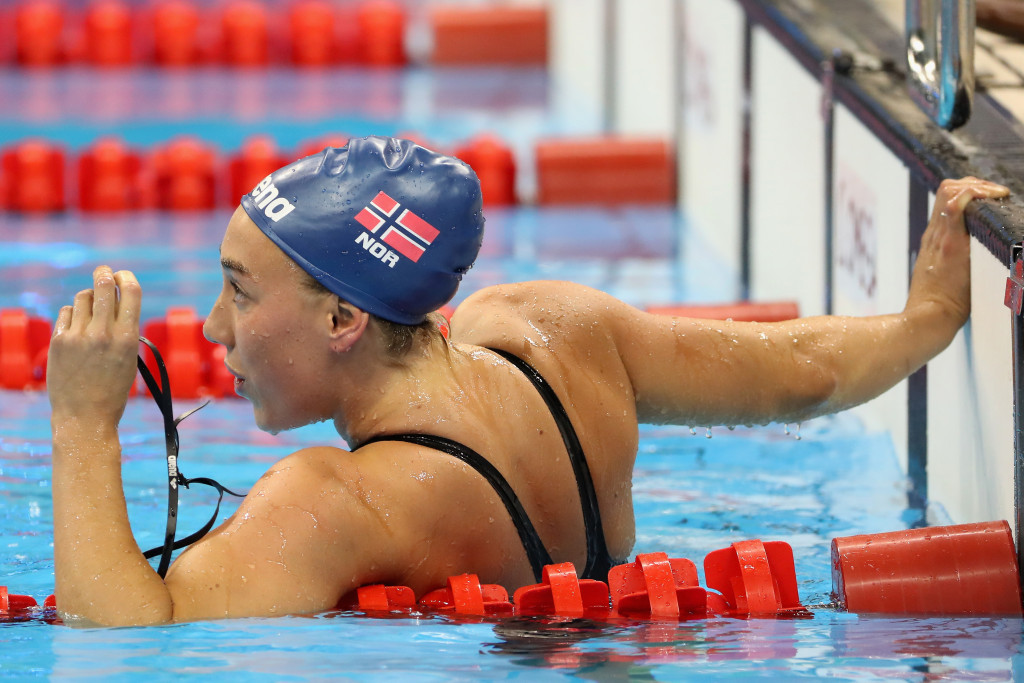 Rung clinches two gold medals at Para Swimming World Series event in Copenhagen