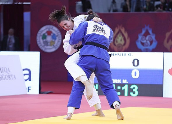 Netherlands earn hat-trick of golds as IJF Grand Slam in Baku concludes