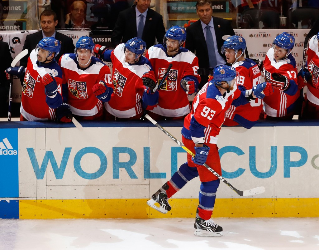 Czech star blasts NHL bosses over Pyeongchang 2018 participation issue