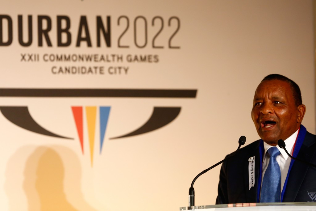 South African Sports Confederation and Olympic Committee President Gideon Sam admitted it was